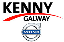 Kenny Galway & Volvo Logos